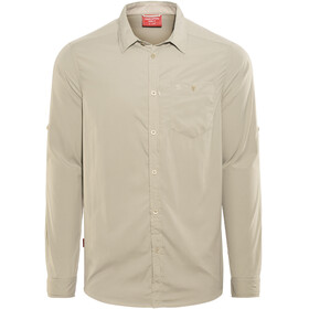 Craghoppers NosiLife Tatton Longsleeve Shirt Men Parchment